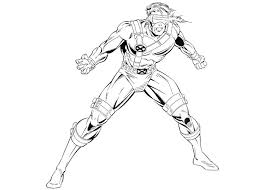 wow cyclops coloring page 30 in with cyclops coloring page