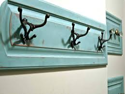 Wall Mounted Coat Rack With Mirror Vintage Wall Mounted Coat Rack Ideas Mount Antique Racks Mirror 84