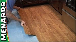 do you need underlayment for vinyl plank flooring install allure installation