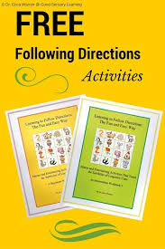 Follow the Directions   Draw It All by Yourself  by Kristin Geller Pinterest Fall Listen Up  Following Directions FREEBIE More