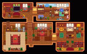 Stardew Valley Farmhouse Interior Design Best Amazing Design Stardew Valley House Decor Ideas