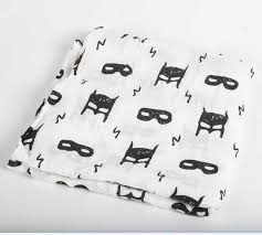 black and white bath towels. Ainaan Muslin Cotton Baby Swaddles For Newborn Blankets Black \u0026 White Gauze Bath Towel And Towels