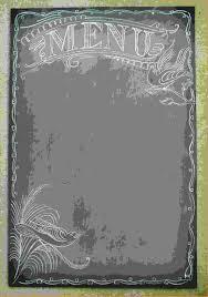 Blank Menu Template Fancy Blank Menu World Of Printable And Chart 2