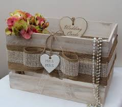 How To Decorate A Wedding Post Box Card Basket For Wedding HNC 35
