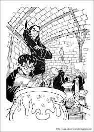 Harry Potter Coloring Pages Educational Fun Kids Coloring Pages