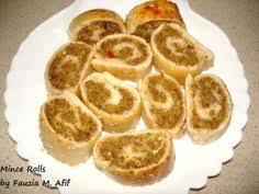 mince rolls