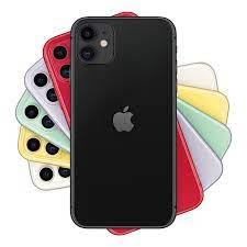 Apple iPhone® 11 smartphone, 128GB, Black