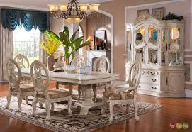 traditional dining room tables. Traditional Dining Room Furniture. Formal For Decor Antique White Furniture Set Carved Tables S