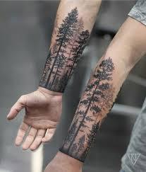Forrest Cuff By Nikovaa Tetování Pánské Tetování Tetování A