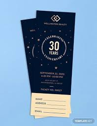 Banquet Tickets Sample 12 Banquet Ticket Templates Psd Ai Word Free