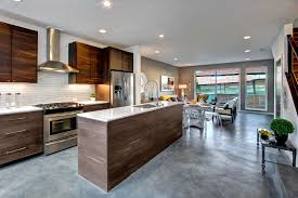 concrete floor home. Concrete Floors In Homes Attractive On Floor With Regard To Modern Great Room By Isola Zillow Home C