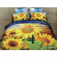 topic to cotton bedding set picture more detailed about chic boho sunflower uk 4 3pcs king queen duvet cover ropa de cama
