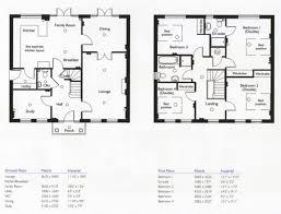 new 16 unique 2 story 4 bedroom floor plans 3 bedroom house designs and floor plans