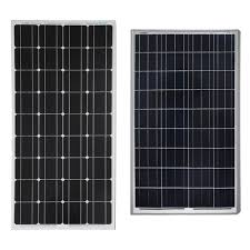 renogy 200 watt 12 volt solar starter kit 100w mono or poly panel