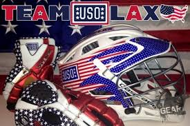 Lightning Wear Universal Lacrosse Help Support Team Uso Lax