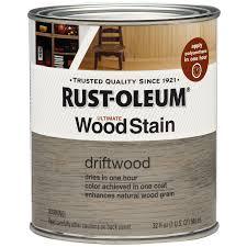 Rustoleum Driftwood Stain Shop Rust Oleum Driftwood Interior Stain Actual Net Contents 32