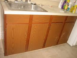 Painting Laminate Cabinets Sheshe The Home Magician The Miracle Of Paint Oak Laminate