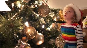 Cadi will have a present from Ken until she is 16-years-old Dying neighbour leaves 14 years of Christmas gifts for two-year-old