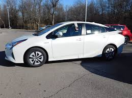 2018 New Toyota Prius Three at Toyota of Fayetteville Serving NWA ...