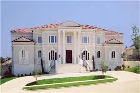 architectural house. Wonderful Architectural Large White Home In The Historic Architectural Style With Tall Columns  Front And Arched Windows To Architectural House G