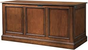 Image Corner Hooker Furniture Hooker Furniture Home Office Brookhaven Drawer Desk 28110401