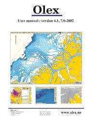 Olex Charts User Manual Version 4 1 7 6 2002 Www Olex No Manualzz Com