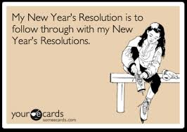 Image result for new years resolution meme