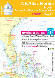 Nv Charts Reg 8 1 Florida Northeast