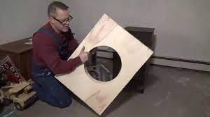basement wood stove you