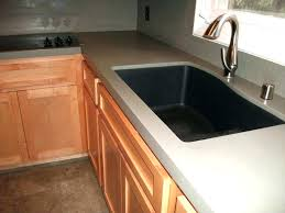 how to install a kitchen sink in a new countertop how to install a kitchen sink