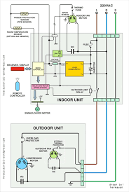 trane wiring diagram thoughtexpansion net ac capacitor wiring colors at Trane Compressor Wiring Diagram