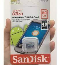 Thẻ Nhớ Sandisk Ultra 2gb 4gb 8gb 16gb 32gb 64gb giá cạnh tranh