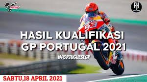Hasil latihan bebas 4 motogp italia 2021. Hasil Kualifikasi Motogp Portugal 2021 Hasil Motogp Hari Ini Starting Grid Jadwal Live Race Youtube