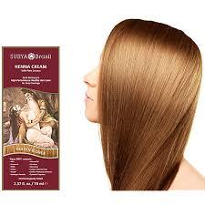 Surya Brasil Color Chart Surya Brasil Henna Cream Golden Blonde