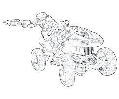 halo coloring pages able 5 free colouring vehicles