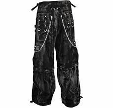 Tripp nyc bondage chain pants