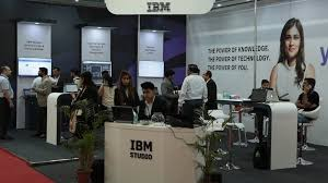 ibm has more employees in india than it does in its home nation the us report