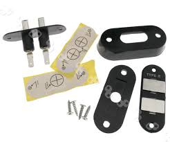 sliding door contact pad switch set central locking system for vw t3 t4 t5