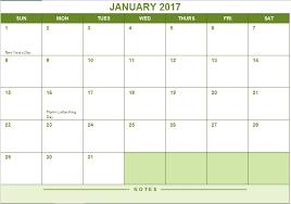 excel calandar 2017 full year calendar excel templates for every purpose