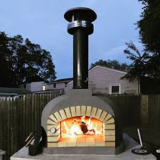 pcr ceramica outdoor wood fired pizza oven one of the best pizza ovens available