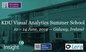 Visual Analytics Summer School In Visual Analytics 2019 Moore Institute