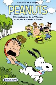 Charlie Brown Quotes 55 Best Kaboom Studios Blog Blog Archive HAPPINESS IS A WARM BLANKET