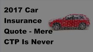 ctp car insurance quotes nsw raipurnews