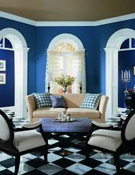 Wall Color Living Room Benjamin Moore Color Blueberry Wow With The White Trim And