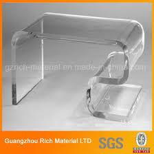 clear acrylic bending display stand plexiglass plastic holder acrlyic rack display