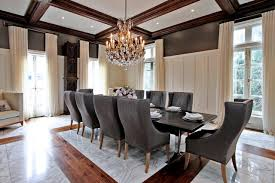 Luxury Home Staging - Modern Mansion Traditional-dining-room  Houzz