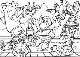 Small Picture Coloring Pages Printable Animals allegiancewarscom