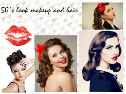 50 s life style it s all about the hair and makeup fotor010318186