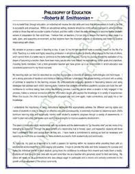 educational philosophy and practice teaching philosophy sample philosophy of education statement to show teaching passion and beliefs