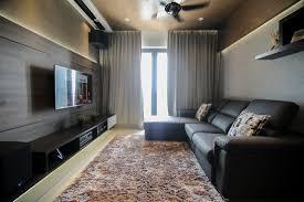Modern Small Condo Interior Design Living Room Interior Design